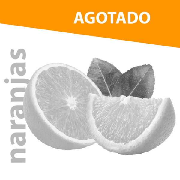 naranjas agotadas