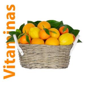 Cesta Vitaminas