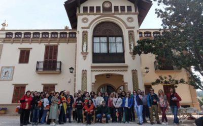 Visitas diarias en Huerto Ribera