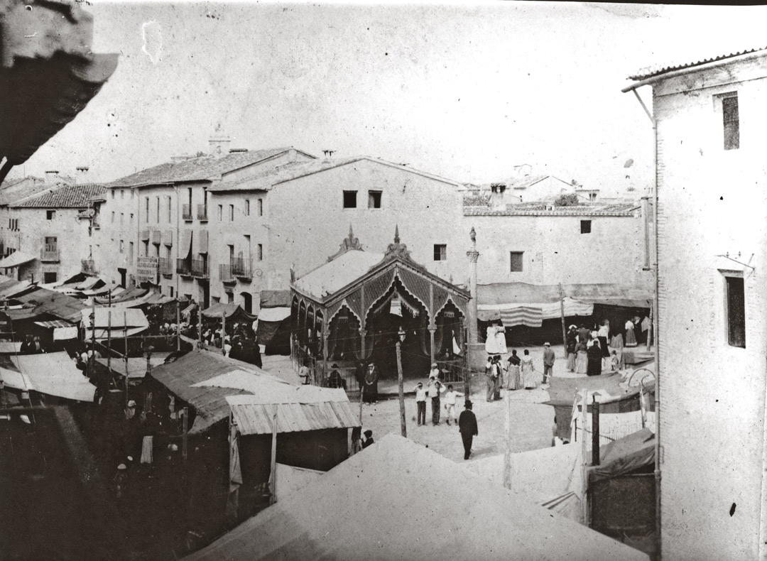 Huerto Ribera antiguamente