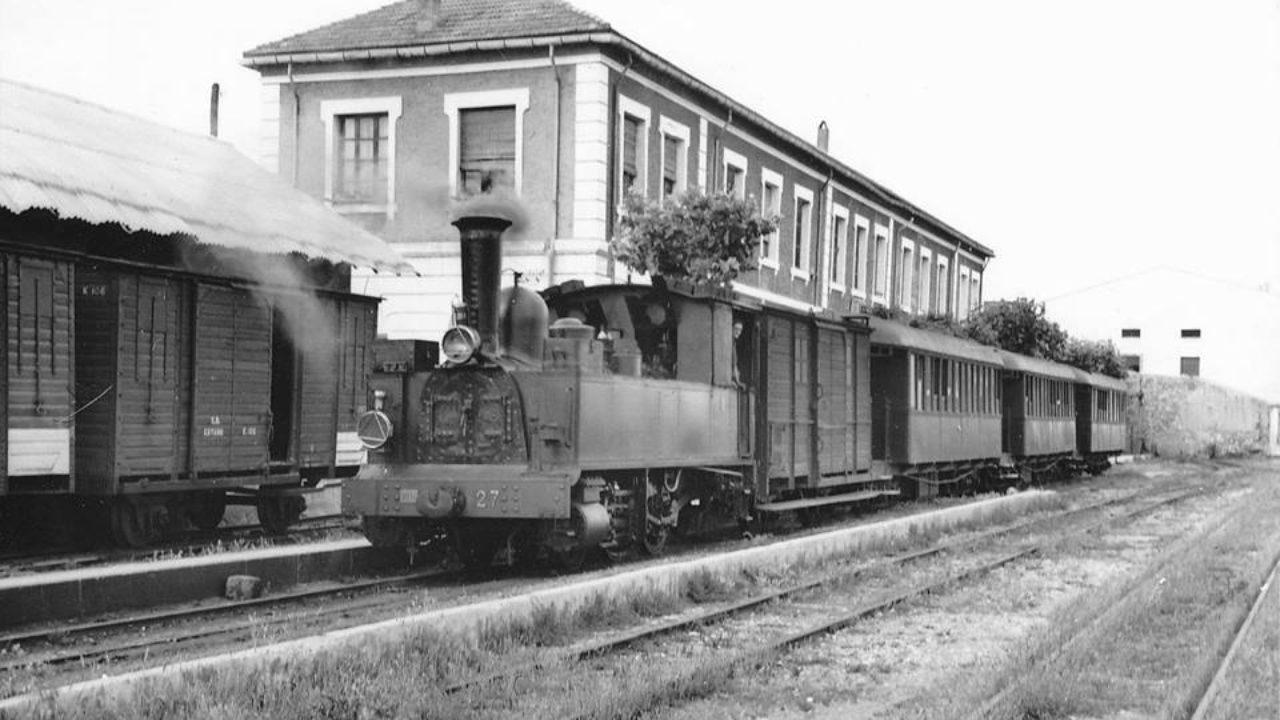 tren huerto ribera